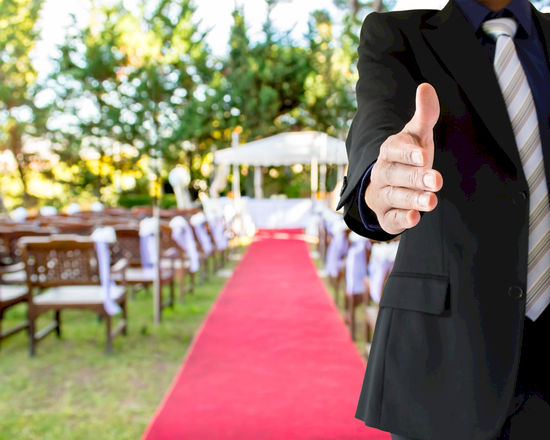 Keeping your faith in reputable event planners