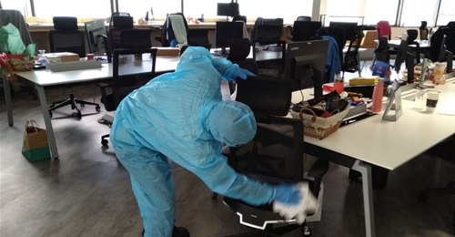 What to Expect From Office Disinfection Services