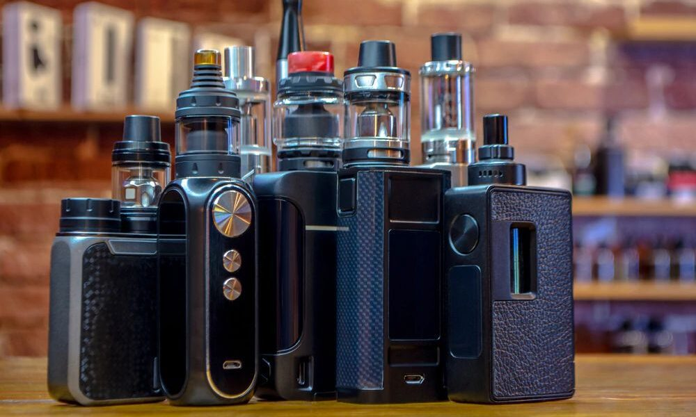An Overview of the Different Types of Vapes